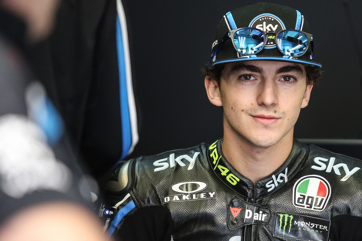 The Next One: Pecco Bagnaia – On Track Off Road Magazine