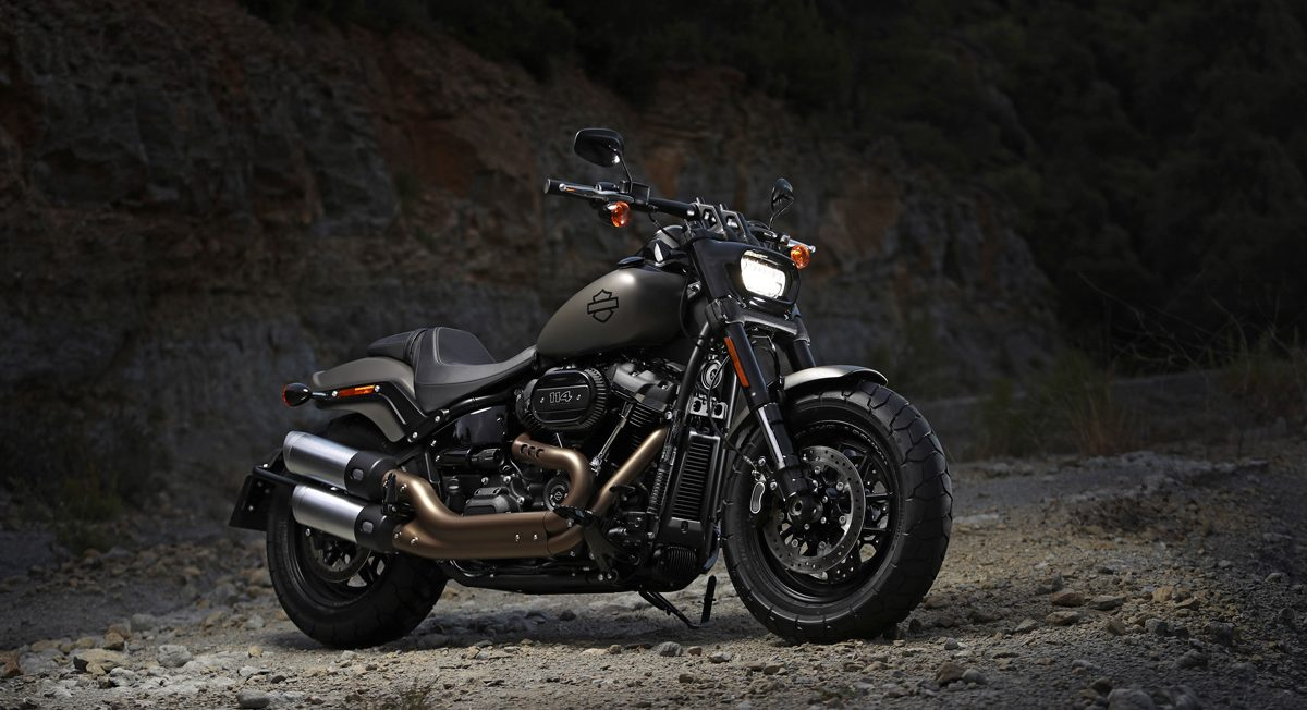 Harley Fat Bob review: A new kind of old – On Track Off Road Magazine