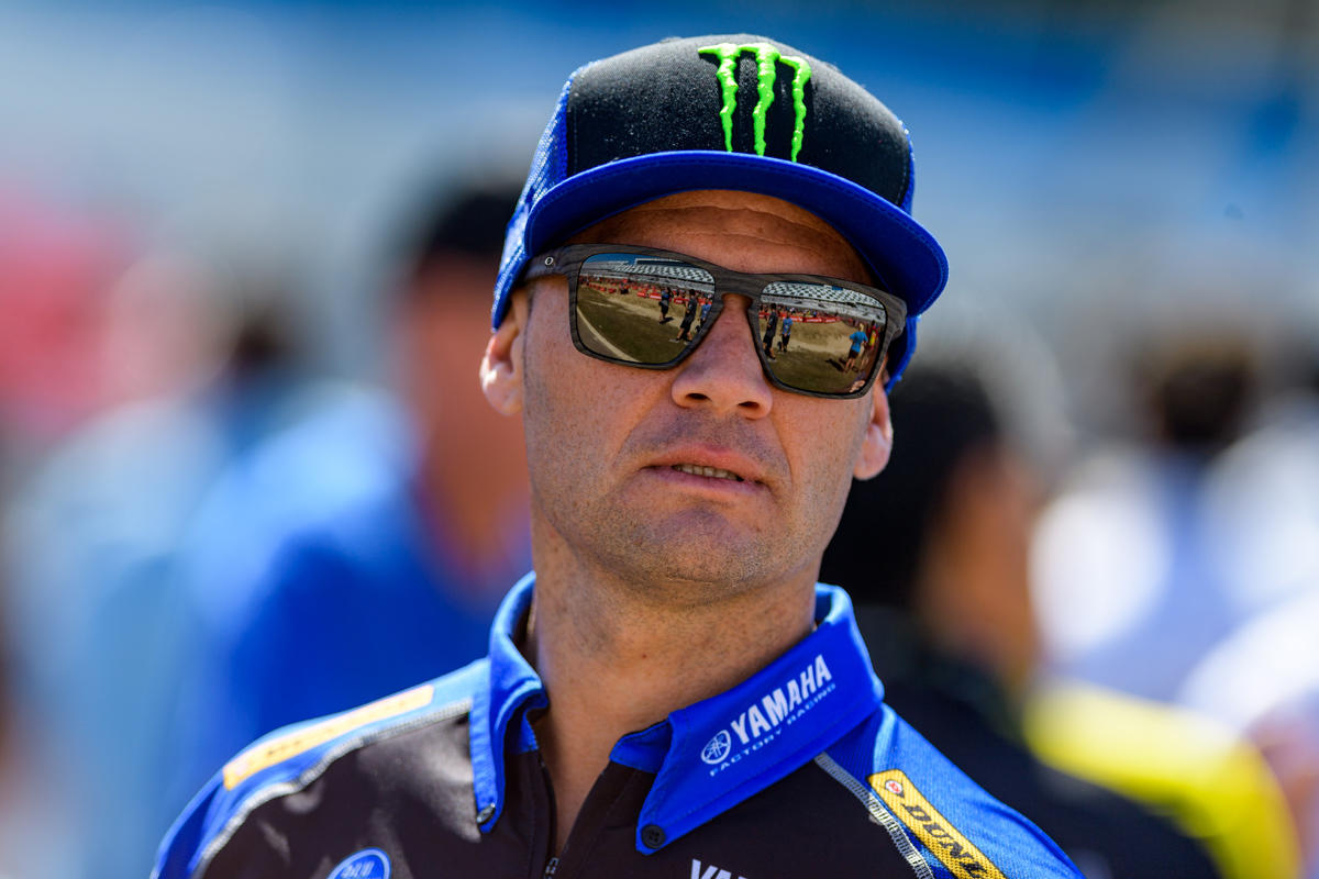 What Chad Reed did subsequent…