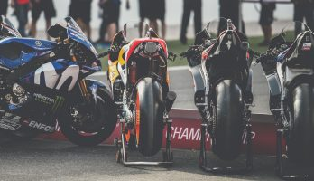 5 things you might not have known about Michelin & MotoGP
