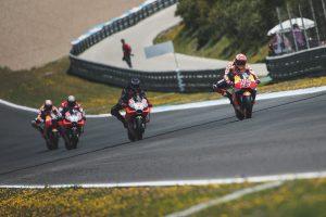 MotoGP Jerez from the fences