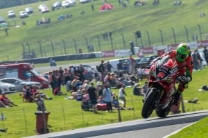 Living with expectation: Irwin on the NW200