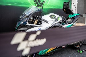 It's electrifying…finding out more about MotoE